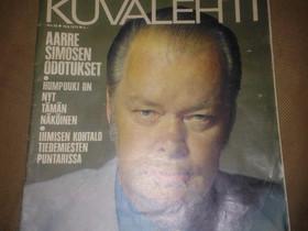 Suomen kuvalehti 1972, Lehdet, Kirjat ja lehdet, Ylöjärvi, Tori.fi