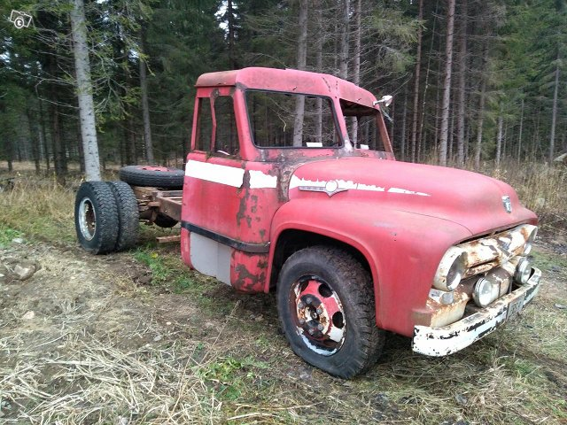 Ford F-600 1956 2