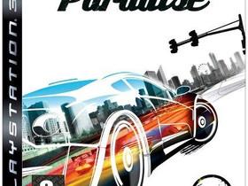 Burnout Paradise PS3, Pelikonsolit ja pelaaminen, Viihde-elektroniikka, Lahti, Tori.fi
