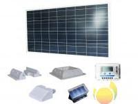 Brightsolar aurinkopaneelit matkailuajoneuvoihin