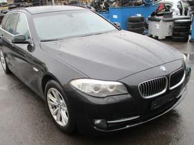 Purkuauto:BMW F11 525D Xdrive -2013, Autovaraosat, Auton varaosat ja tarvikkeet, Tampere, Tori.fi