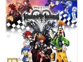Kingdom Hearts HD 1.5 Remix PS3, Pelikonsolit ja pelaaminen, Viihde-elektroniikka, Lahti, Tori.fi
