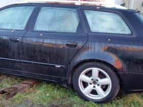 Audi A4 farmari (AC) 2.0 diesel vm.2006 varaosia, Autovaraosat, Auton varaosat ja tarvikkeet, Karkkila, Tori.fi