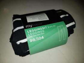 Uudet Legginssit 2kpl 98/104, Lastenvaatteet ja kengät, Kouvola, Tori.fi
