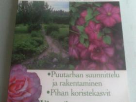 Suomalainen piha ja puutarhakirja, Harrastekirjat, Kirjat ja lehdet, Kauhajoki, Tori.fi