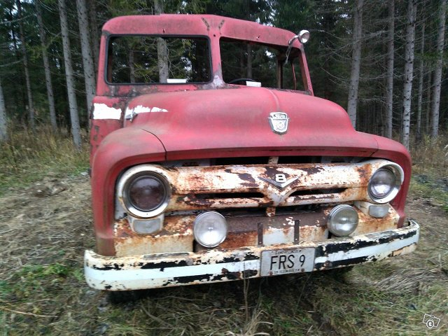 Ford F-600 1956