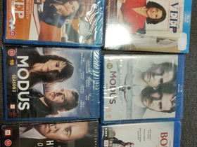Blu-ray-sarjoja 8-10e, Elokuvat, Kontiolahti, Tori.fi