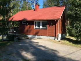 Mökki Siikaisjärven rannalla, Mökit ja loma-asunnot, Siikainen, Tori.fi