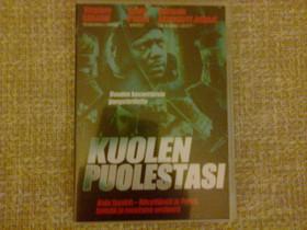 Kuolen puolestasi -DVD-leffa, Elokuvat, Helsinki, Tori.fi