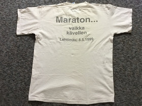 Maraton paita v. 1999, Juoksu ja lenkkeily, Urheilu ja ulkoilu, Seinäjoki, Tori.fi