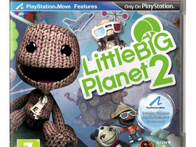 Little Big Planet 2 PS3, Pelikonsolit ja pelaaminen, Viihde-elektroniikka, Lahti, Tori.fi