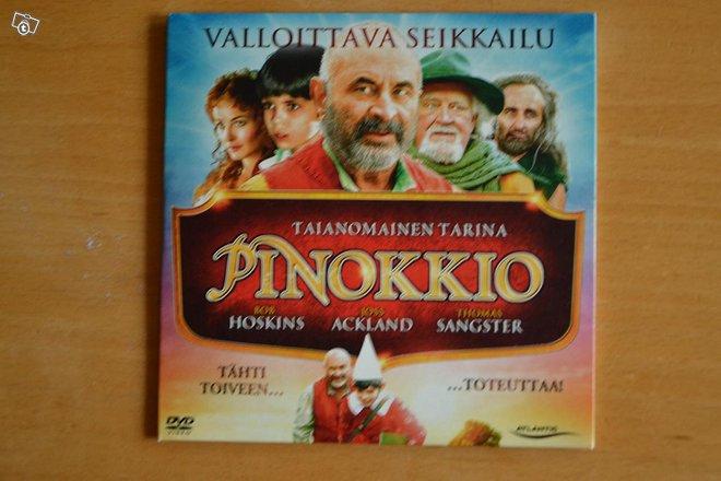 Pinokkio dvd