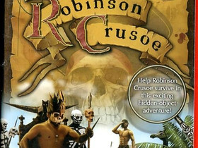 Adventures of Robinson Crusoe Uusi Pkt 2,5e/Nouto, Pelikonsolit ja pelaaminen, Viihde-elektroniikka, Tampere, Tori.fi