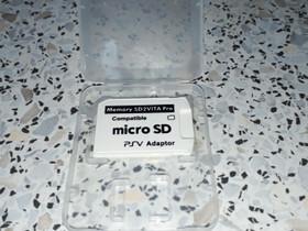 V5.0 SD2VITA PSVSD Pro Adapteri Henkaku 3.60, Pelikonsolit ja pelaaminen, Viihde-elektroniikka, Lappeenranta, Tori.fi