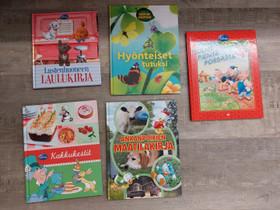 Kirjoja, Muut lastentarvikkeet, Lastentarvikkeet ja lelut, Joensuu, Tori.fi