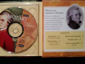 CD-levy Mozart Taitoa ja mielikuvitusta, Musiikki CD, DVD ja äänitteet, Musiikki ja soittimet, Helsinki, Tori.fi