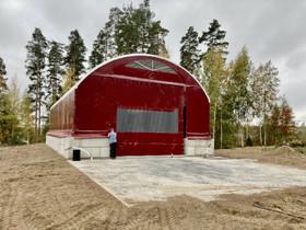 PVC Halli joka kestää. Kauttamme myös rahoitus, Autotallit ja varastot, Hämeenlinna, Tori.fi