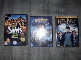 The Sims 2 ja Harry Potter, Muu viihde-elektroniikka, Viihde-elektroniikka, Kitee, Tori.fi