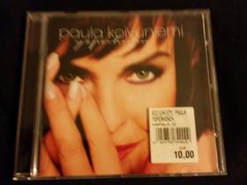 Cd-levy Paula Koivuniemi, Musiikki CD, DVD ja äänitteet, Musiikki ja soittimet, Helsinki, Tori.fi