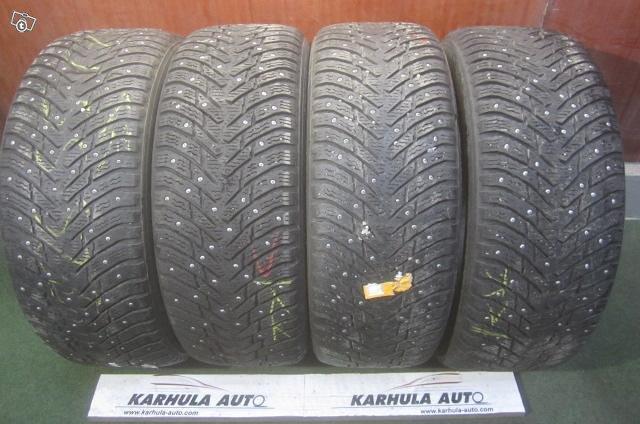 """225/55 R17"""" käytetty rengas Nokian"""