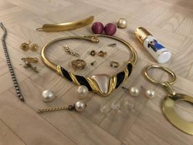 Mixed Broken Jewellery Lot, Käsityöt, Espoo, Tori.fi