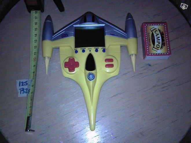 StarWars elektroninen kämmepeli kasari ysäri