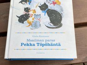 Maailman Paras Pekka Töpöhäntä, Lastenkirjat, Kirjat ja lehdet, Alavus, Tori.fi