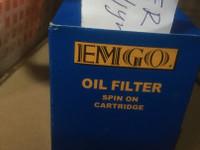 ER 5 öljynsuodatin
