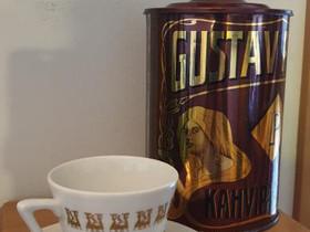 Paulingin kahvipurkki + kahvikuppi, Muu keräily, Keräily, Helsinki, Tori.fi