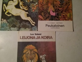 Retro Satu-kirjoja 5, Lastenkirjat, Kirjat ja lehdet, Kajaani, Tori.fi