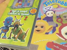 Pikku röböt ja teletubbies VHS, Muut lastentarvikkeet, Lastentarvikkeet ja lelut, Vaasa, Tori.fi