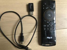 Air Mouse Receiver - mini keyboard remote, Muu tietotekniikka, Tietokoneet ja lisälaitteet, Helsinki, Tori.fi
