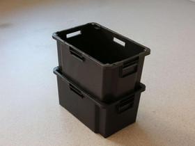 Muuttolaatikko / käyttölaatikko, 600x400x300 mm, Muu rakentaminen ja remontointi, Rakennustarvikkeet ja työkalut, Raisio, Tori.fi