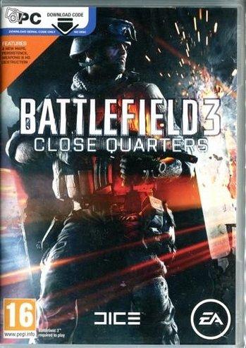 Battlefield 3 Close Quarters Uusi Pkt 2,5e/Nouto