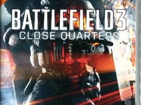 Battlefield 3 Close Quarters Uusi Pkt 2,5e/Nouto, Pelikonsolit ja pelaaminen, Viihde-elektroniikka, Tampere, Tori.fi