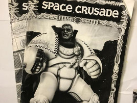 Space crusade varaosia: sääntökirja, Pelit ja muut harrastukset, Lappeenranta, Tori.fi