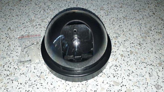 Valekamera Hämäys (musta) (infrapuna-Led)