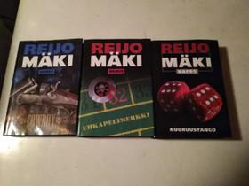 Reijo Mäen Vares kirjat, Muut kirjat ja lehdet, Kirjat ja lehdet, Kajaani, Tori.fi