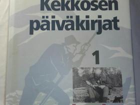 Urho Kekkosen päiväkirjat 1 - Juhani Suomi, Muut kirjat ja lehdet, Kirjat ja lehdet, Loppi, Tori.fi
