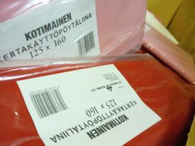 Kertakäyttöpöytäliinoja, Liikkeille ja yrityksille, Parkano, Tori.fi