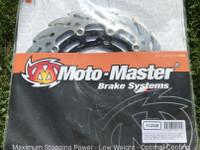 Moto-Master etujarrulevy Yamaha