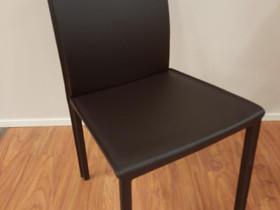 Zarra-tuoli, tummanruskea (189), Pöydät ja tuolit, Sisustus ja huonekalut, Seinäjoki, Tori.fi