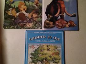 3 Erillaista lasten kirjaa, Lastenkirjat, Kirjat ja lehdet, Kajaani, Tori.fi