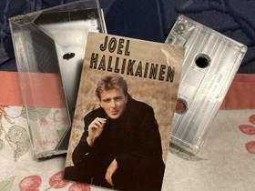 RETROA.Joel Hallikaisen kasetti hyvä kunto 3 euroa, Muu viihde-elektroniikka, Viihde-elektroniikka, Tampere, Tori.fi