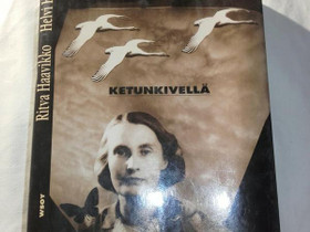 Ketunkivellä - Helvi Hämäläisen elämä, Muut kirjat ja lehdet, Kirjat ja lehdet, Loppi, Tori.fi