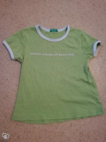 Benetton t-paita 92