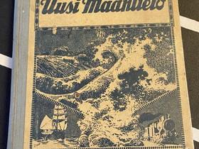 KansaKoulun Uusi Maantieto - 1928, Muut kirjat ja lehdet, Kirjat ja lehdet, Alavus, Tori.fi