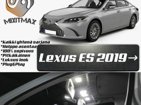 Lexus ES (XZ10) Sisätilan LED -muutossarja ;8 osaa, Lisävarusteet ja autotarvikkeet, Auton varaosat ja tarvikkeet, Tuusula, Tori.fi