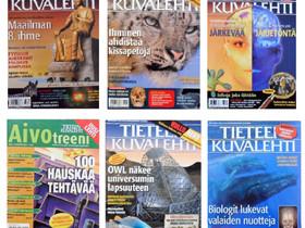 TIETEEN KUVALEHTI 2005 (3,4,5,7,18+aivotreeni), Lehdet, Kirjat ja lehdet, Oulu, Tori.fi