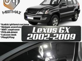 Lexus GX470 (J120) Sisätilan LED -muutossarja ;x16, Lisävarusteet ja autotarvikkeet, Auton varaosat ja tarvikkeet, Tuusula, Tori.fi